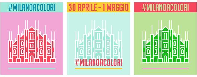 Milano a Colori Blog tour