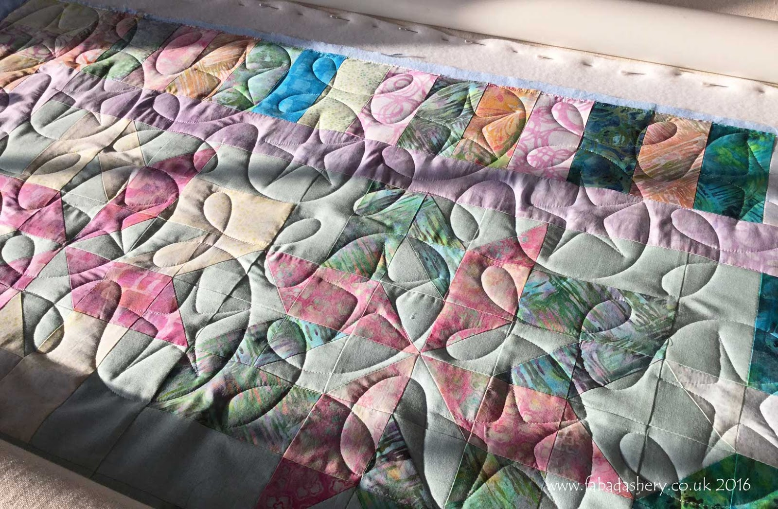 Long Arm Computer Quilting Patterns