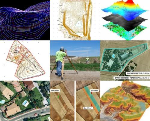 Estudios topograficos - Topografos - Empresa de Topografia - Madrid