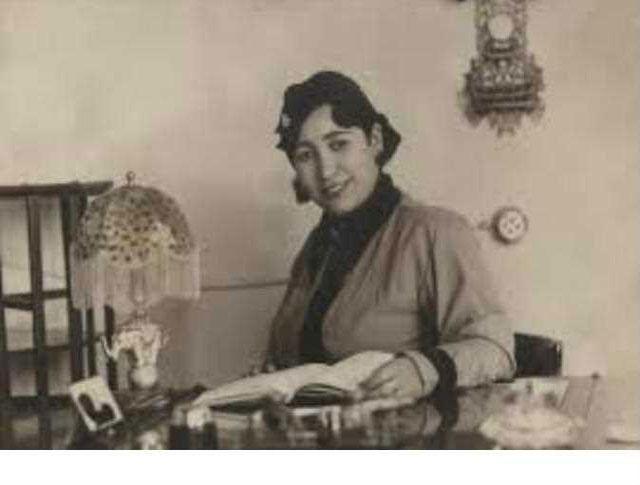 جميلة العلايلي مصرية يحتفل غوغل بذكراها