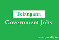 तेलंगाना सरकारी नौकरी | Latest Telangana Govt Jobs 2018 | Govt Job in Telangana