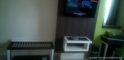 Pose In Hotel Solo televisi