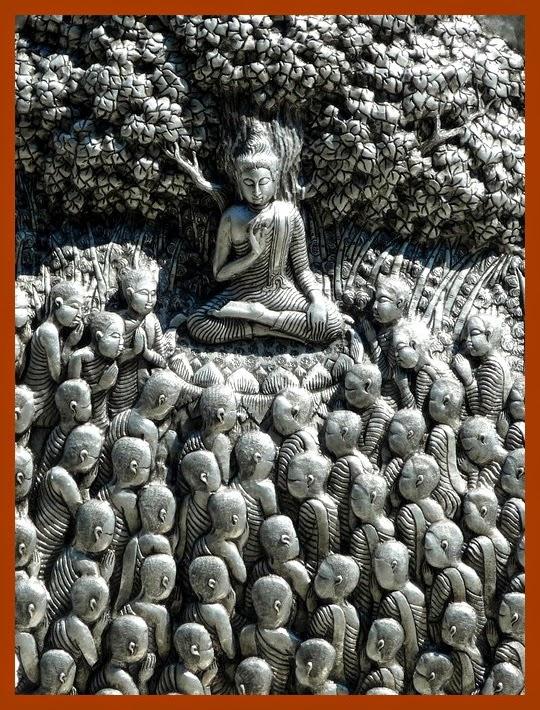 Wat Sri Suphan Chiang Mai
