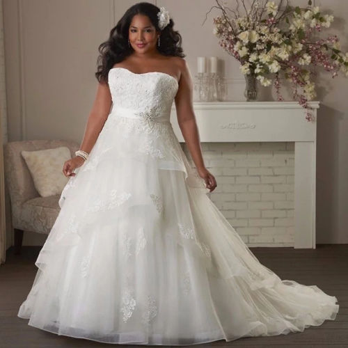 nigerian white wedding dresses