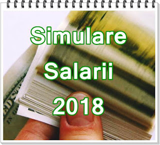 simulare calculator salariu net 2018