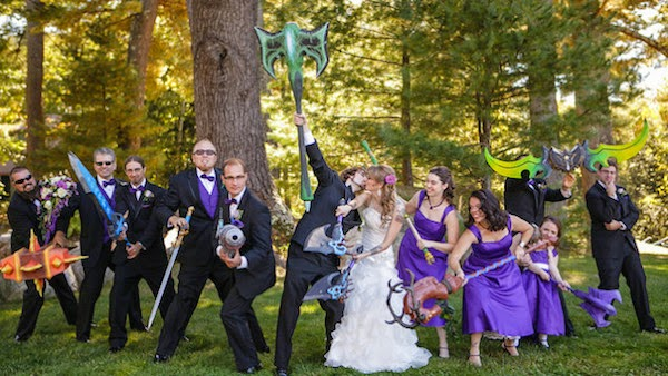 warcraft-wedding-casarse a lo warcraft-boda warcraft