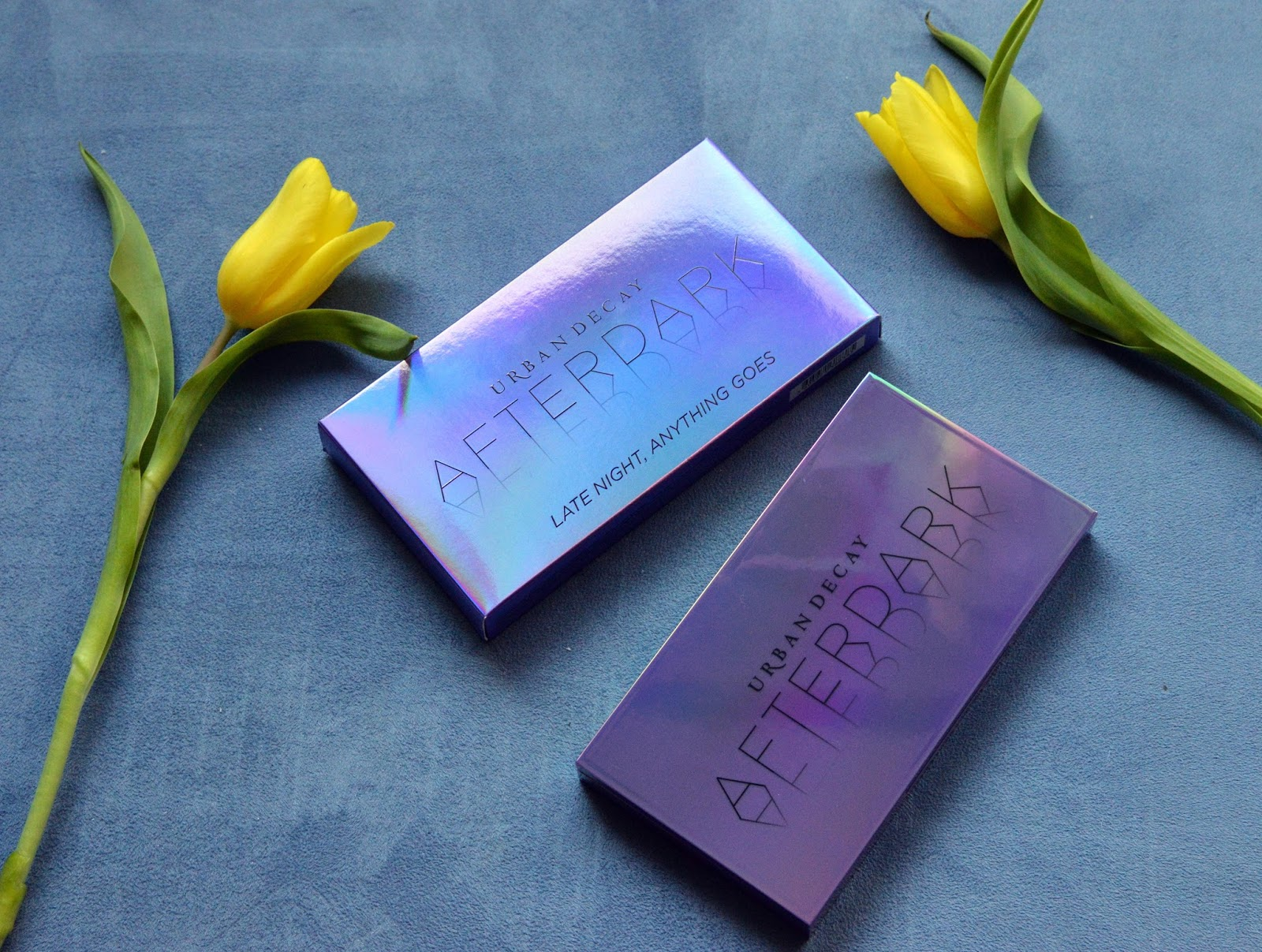 Urban Decay Afterdark Eyeshadow Palette Review