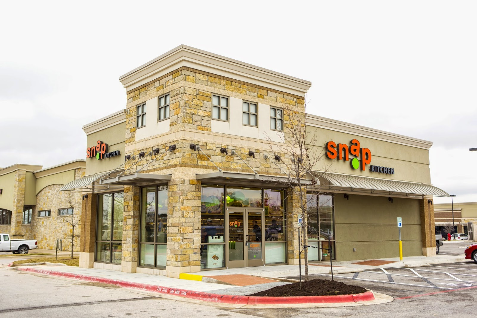 Snap Kitchens Newest Location  Avery Ranch  Jesse Coulter