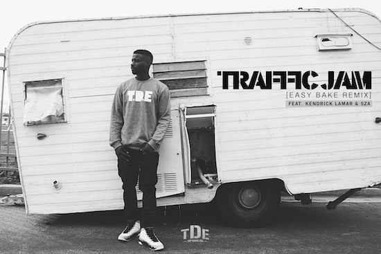 Jay Rock - Traffic Jam (Feat. Kendrick Lamar & SZA)