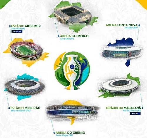 Baianos participam de reunião sobre segurança da Copa América 2019