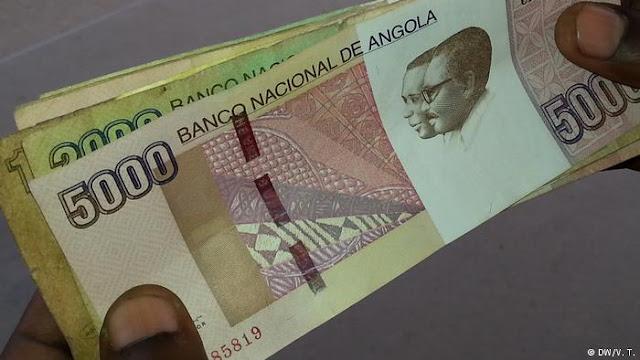 Contas públicas de Angola só saem do vermelho em 2020