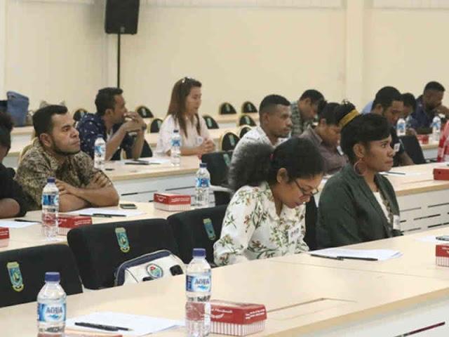 40 Peserta Ikuti Tes Potensi Pegawai TVRI Papua Barat