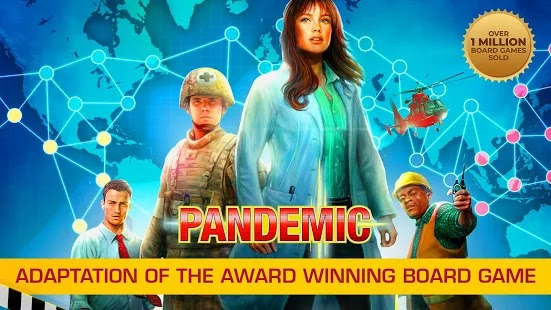 Pandemic: the board game Apk+Data Free on Android Game Download