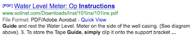 Google screen snapshot reading, To store the Tape Guide, simply clip it onto the support bracket…