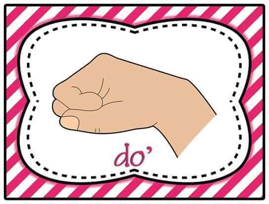 Teacher Fun Files Kodaly Hand Signs