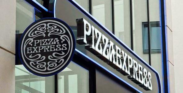 pizza express uk