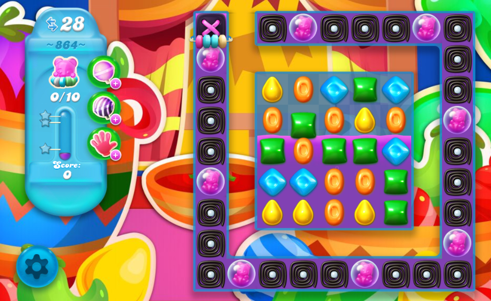 Candy Crush Soda Saga 864
