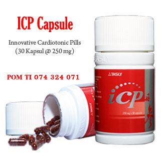 beli obat herbal jantung koroner Tasly ICP Capsule di Banjarmasin