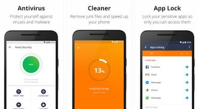 Aplikasi Antivirus Android Terbaik Dan Ringan