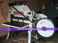 Mesin potong kertas dq 201 bekas | Cek harga mesin baru