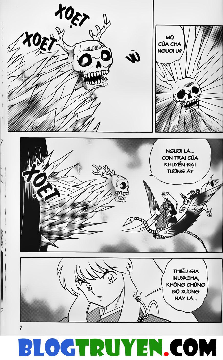 Inuyasha vol 33.1 trang 5