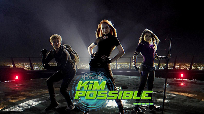 Kim Possible (2019) 1080p Latino-Ingles