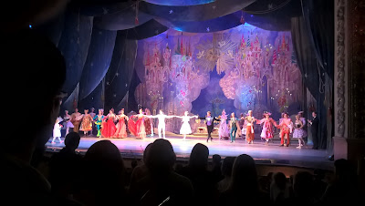 Балет Щелкунчик. Челябинский театр оперы и балета. 2016