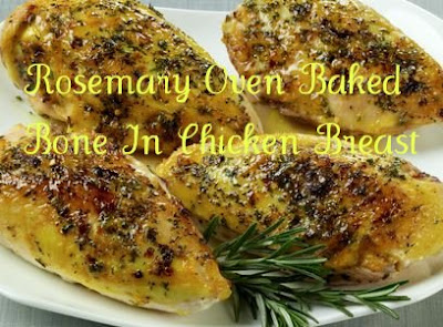 How To Cook Chicken In The Oven With Bone