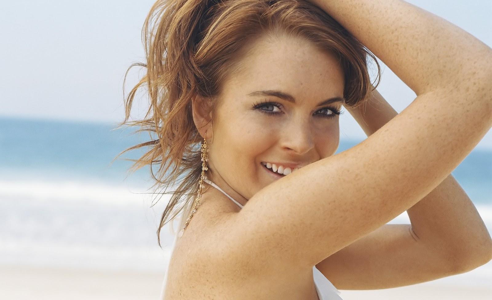 Lindsay Lohan - OkDIO | Celebrity Leaked Photos