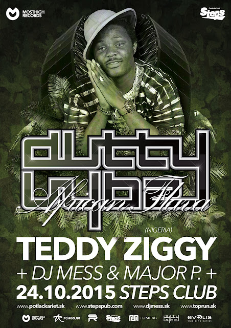 © Most High Records: DUTTY VYBZ PARTY | AFRICAN FLAVA