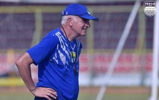 Fokus ke Persib, Mario Gomez Tolak Jadi Pelatih Timnas Indonesia