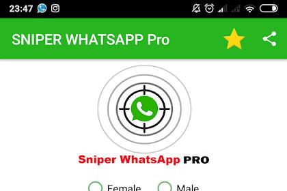 Download Aplikasi Sniper Whatsapp Pro FREE