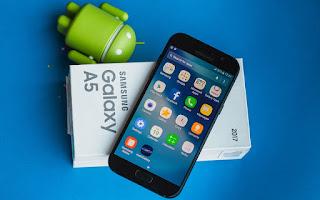 File PIT Samsung Galaxy A520F Remove FRP Lock