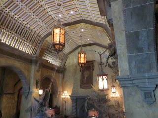 Lobby of the Twilight Zone Tower of Terror