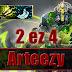 Arteezy plays Earth Spirit