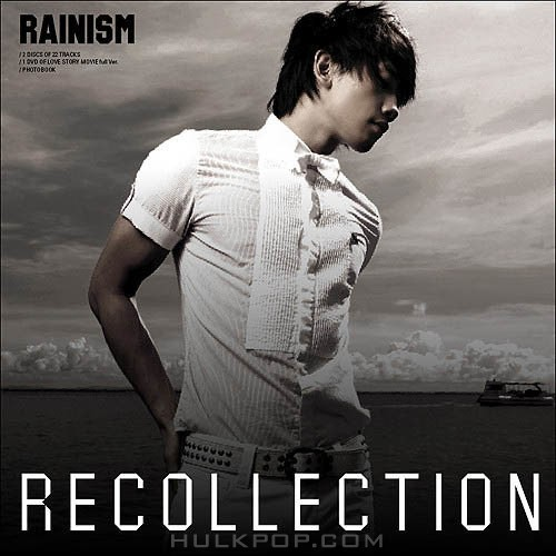 RAIN – Rainism Recollection – Single