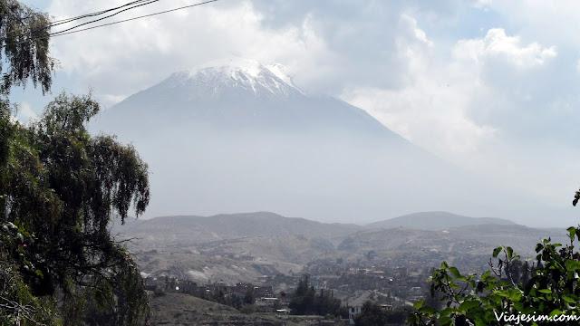 Mochilão Bolívia Peru: Arequipa