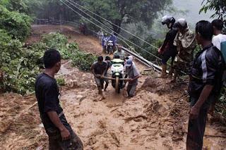 Hingga April 2015, Aceh Alami 21 Kali Bencana