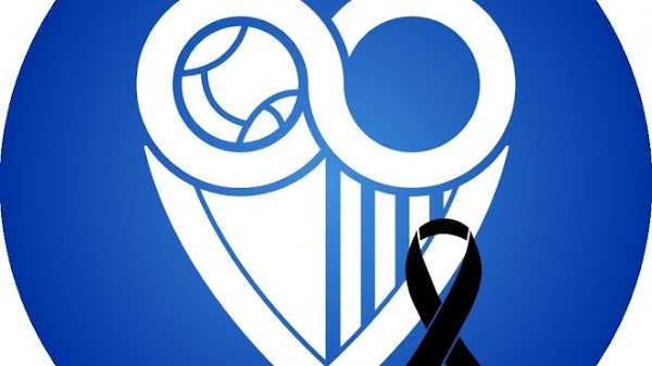 Málaga, el club se une al luto oficial