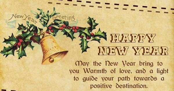happy new year messages greetings