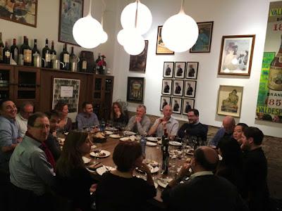 Diez bloggers y periodistas especializados de 9 países conocen los vinos de la Comunitat de la mano de IVACE Internacional