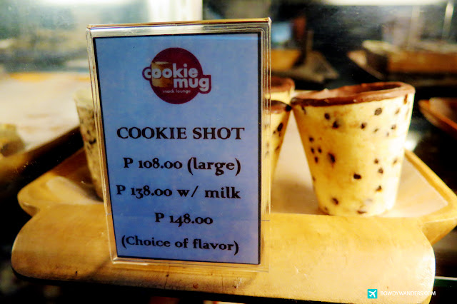 bowdywanders.com Singapore Travel Blog Philippines Photo :: Philippines :: The Cookie Mug, Concepcion Dos: Let's Drink To That, Pinas