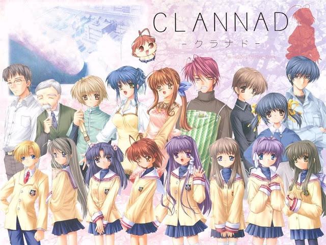 Clannad Series