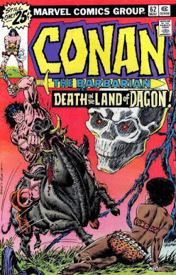 Conan the Barbarian #62