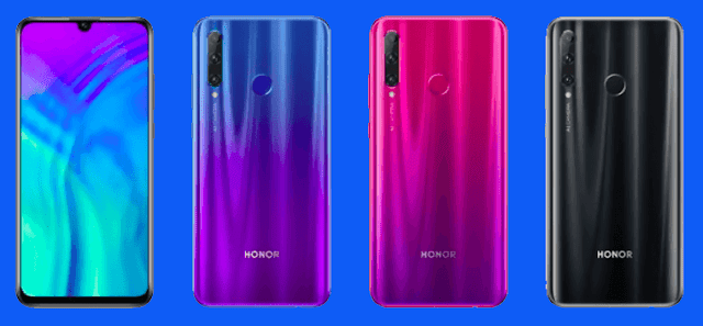 Honor 20i with 32MP selfie camera now official
