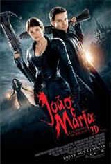 João e Maria: Caçadores De Bruxas - Dublado