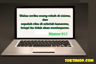 Ayat Alkitab Tentang Semangat Hidup dan Motivasi Bekerja