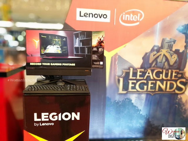 Lenovo Legion: The Gaming Convention