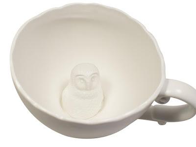 Owl Teacup