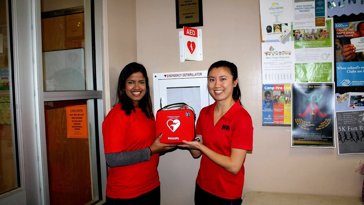 Does An Aed Restart The Heart Start Choices